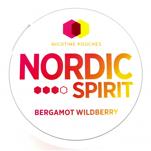 Nordic Spirit Bergamot Wildberry PM £6.50 9Mg