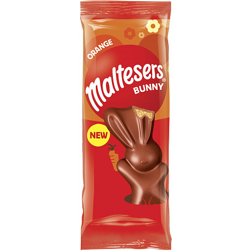 Maltesers Bunny Orange Chocolate Easter Treat 29g