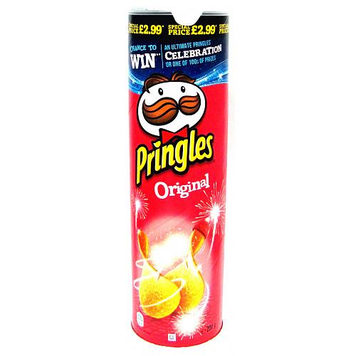 Pringles Original PM £2.99