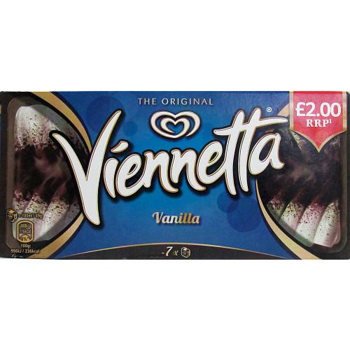 Walls Viennetta Vanilla PM £2