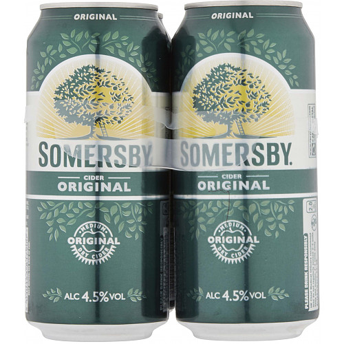 Somersby Original Cider 4 x 440ml