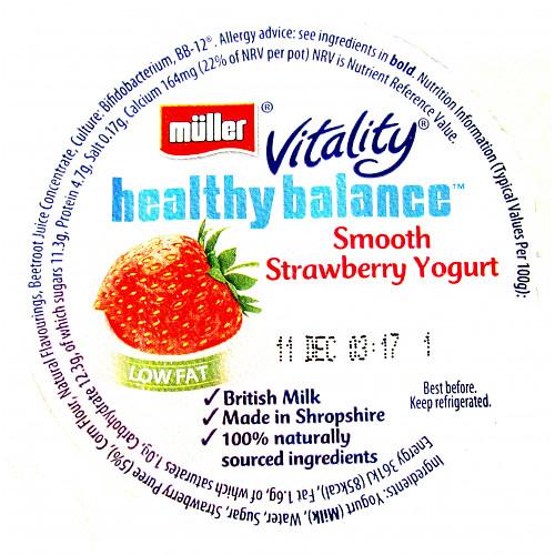 Muller Healthy Balance Mixed Case