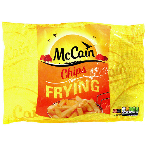 Mccains Chips For Frying