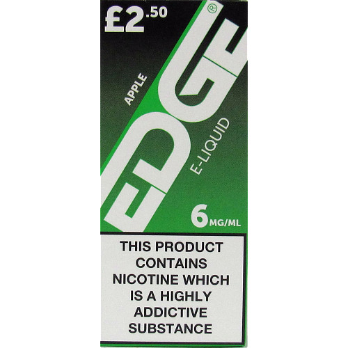 Edge Apple 6Mg PM £2.50
