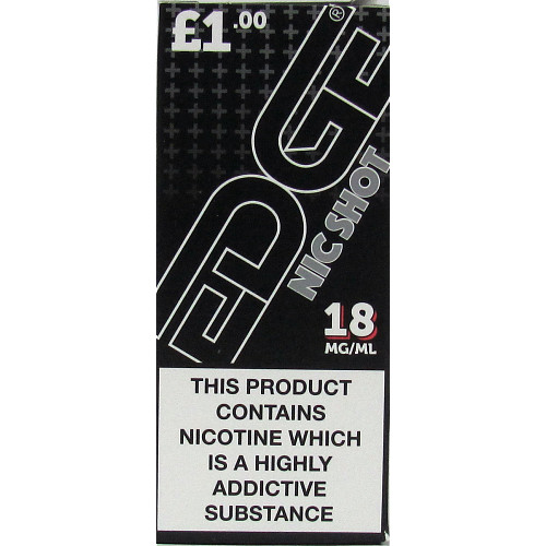 Edge Nicotine Shot 18Mg PM £1