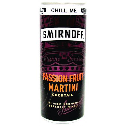 Smirnoff Passionfruit Martini PM £1.79