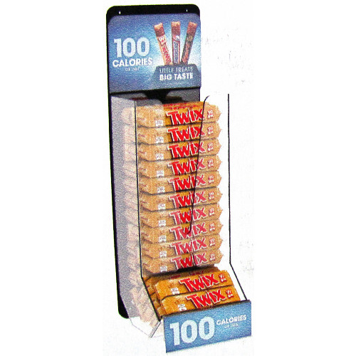 Twix Chocolate Biscuit Low Calorie Snack Bar 20g
