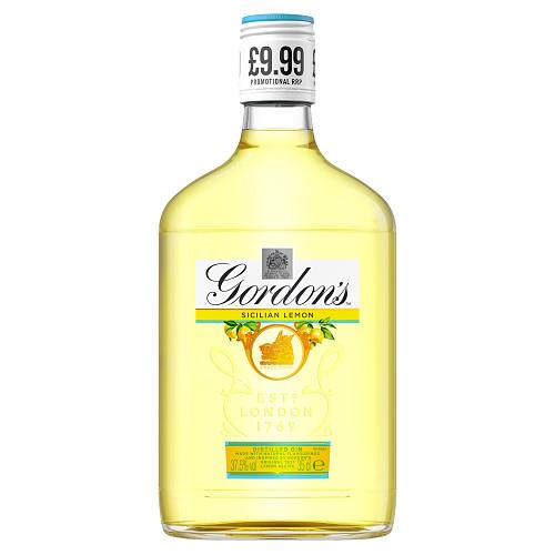 Gordans Sicilian Lemon £9.99