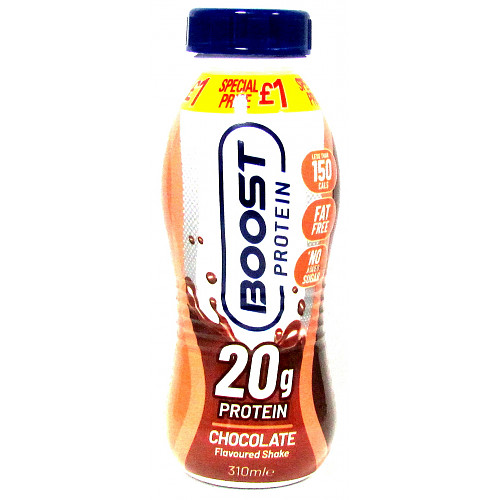 Boost Protein Chocolate PM £1