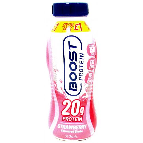 Boost Protein Strawberry PM £1