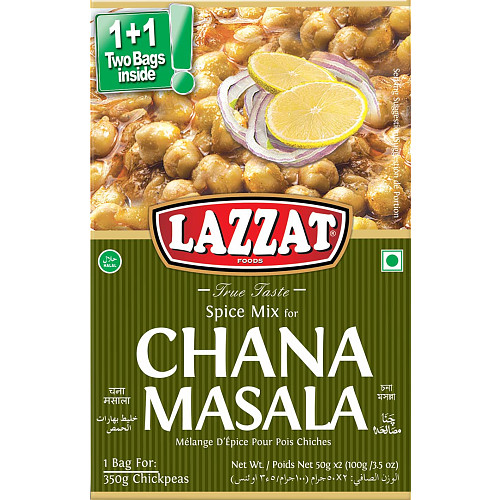 Lazzat Chana Masala