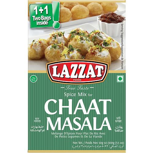 Lazzat Chaat Masala