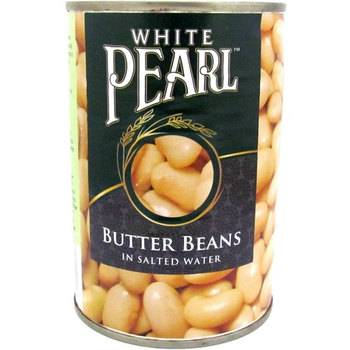 White Pearl Butter Beans