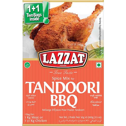 Lazzat Tandoori BBQ