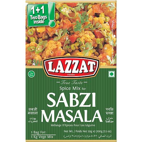 Lazzat Sabzi Masala
