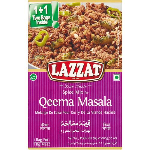 Lazzat Qeema Masala