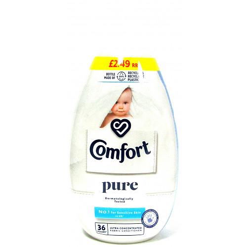 Comfort Fabric Conditioner Ult Care Pure £2.49