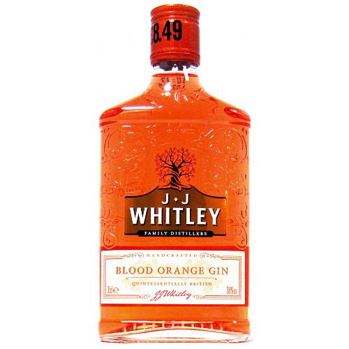 Jj Whitley Blood Orange Gin PM £8.49