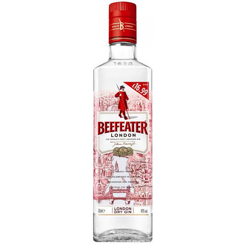 Beefeater Gin PM £16.99
