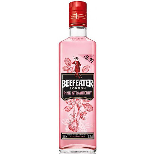 Beefeater Pink Gin PM £16.99