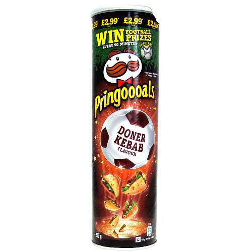 Pringles Donner Kebab PM £2.99