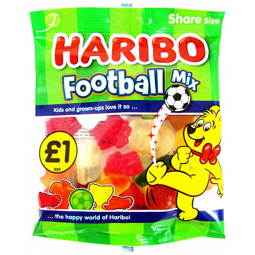 Haribo Football Mix PM £1