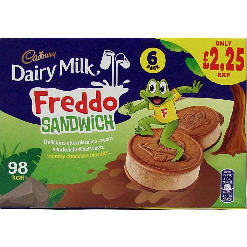 Freddo Sandwich PM £2.25