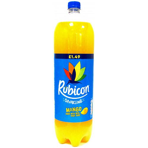 Rubicon Sparkling Mango Juice Drink 2L