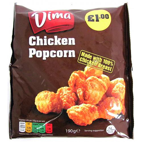 Dima Chkn Popcorn £1