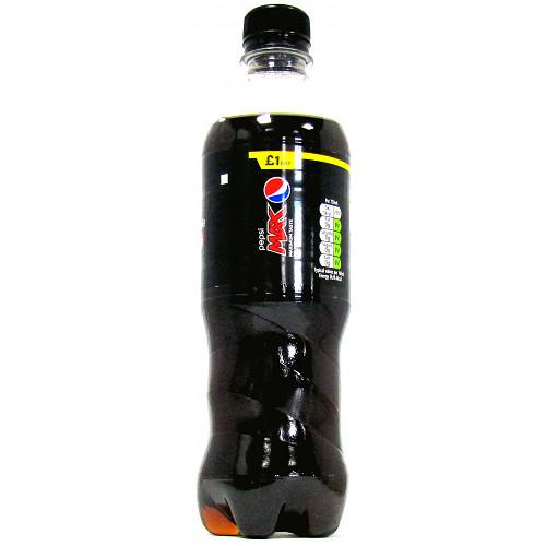 Pepsi Max Pet PM £1