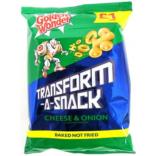 Gw Transforma Snack Cheese & Onion PM £1
