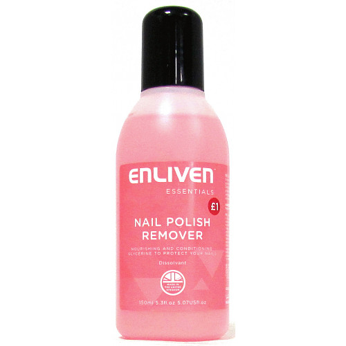 Enliven Nail Polish Remover PM £1