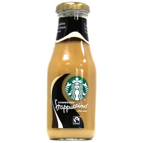 Starbucks Frappucino Cookies And Cream