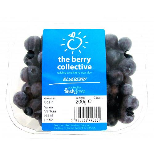 B C Blueberries