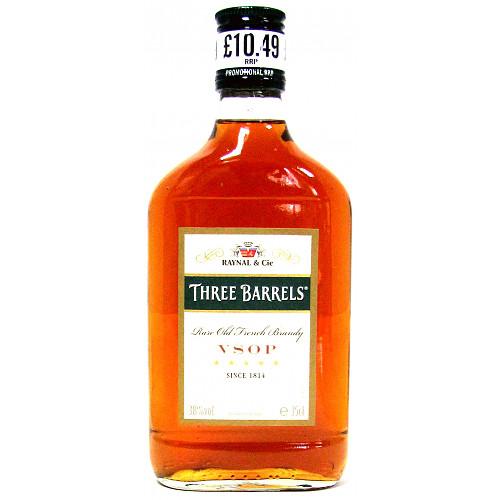 Three Barrels Brandy PM £10.49