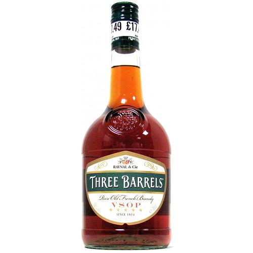 Three Barrels Brandy PM £17.49