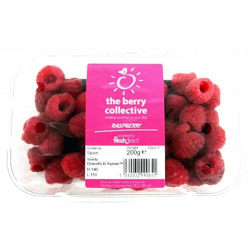 B C Raspberries