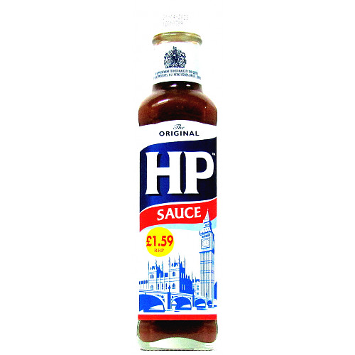HP Brown Sauce PM £1.59