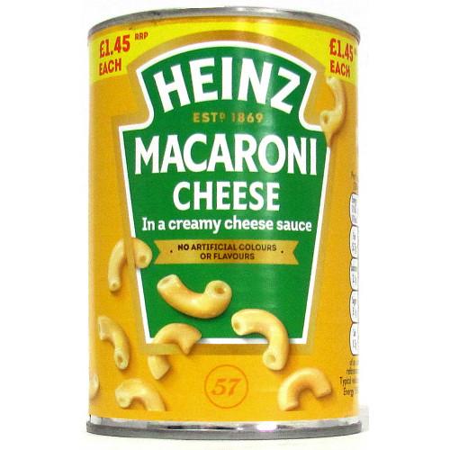 Hz Mac Cheese PM £1.45