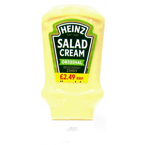 Heinz Salad Cream PM £2.49