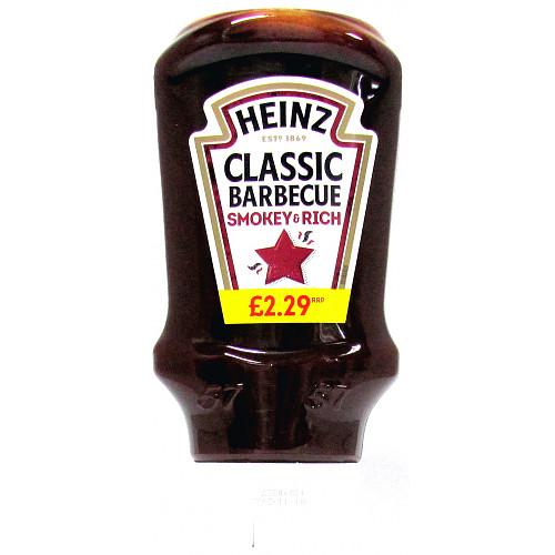 Hz Classic BBQ Sauce PM £2.29
