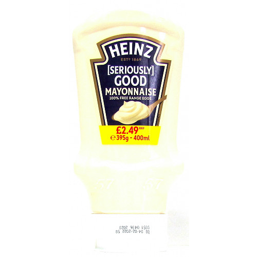 Heinz Mayo PM £2.49