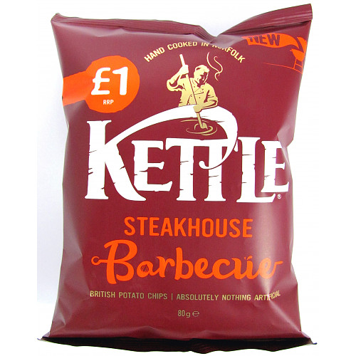 Kettle Steakhouse BBQ PM £1