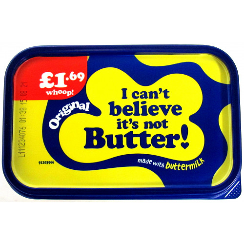 I Cant Believe Its Not Butter PM £1.69