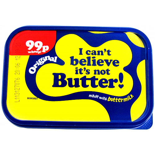 I Cant Believe Its Not Butter PM 99p