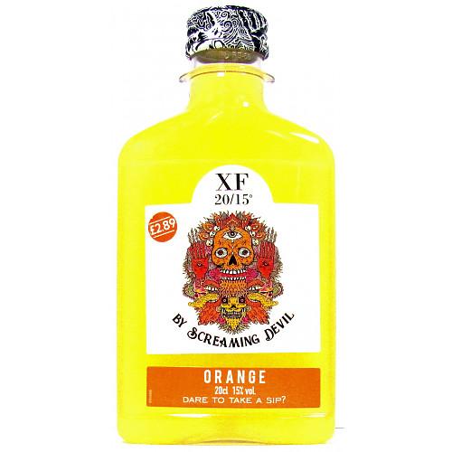 Xf Screaming Devil Orange PM £2.89