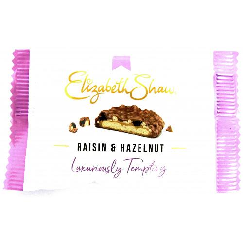Elizabeth Shaw Raising And Hazelnut Choc Biscuit
