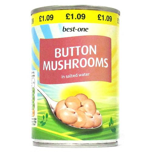 Bestone Button Mushrooms PM £1.09