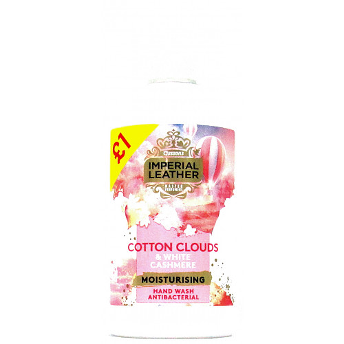 Imperial Leather Hand Wash Cotton Clouds PM £1