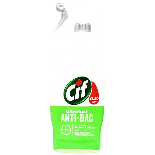 Cif Antibacterial PM £1.50